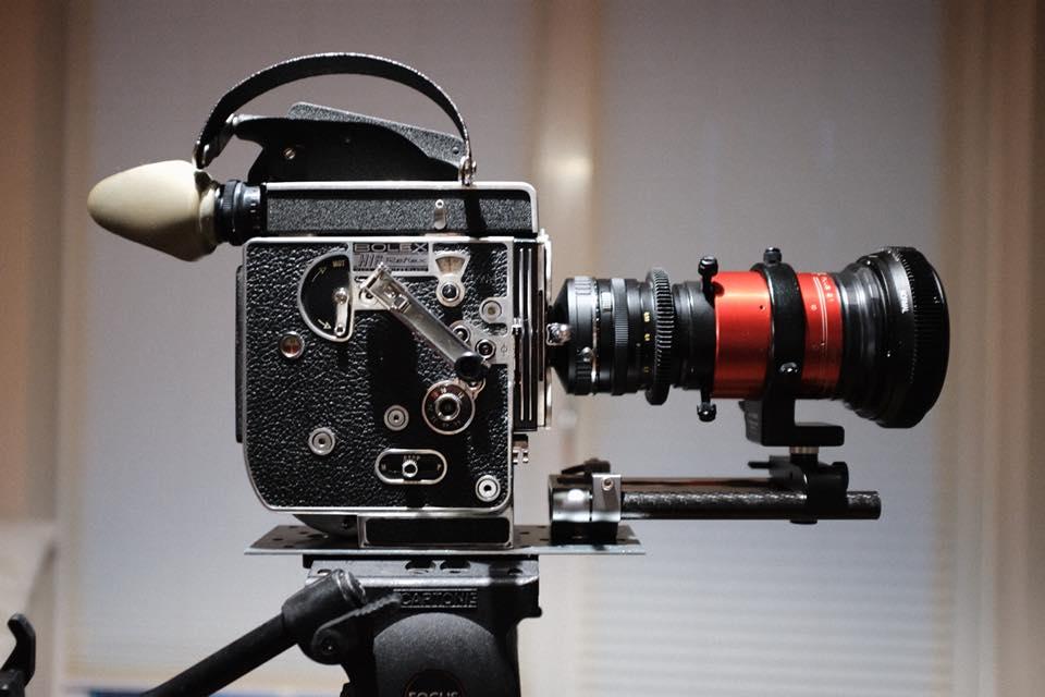 Bolex H16RX5 anamorphic (Isco) - 16mm - Cinematography com