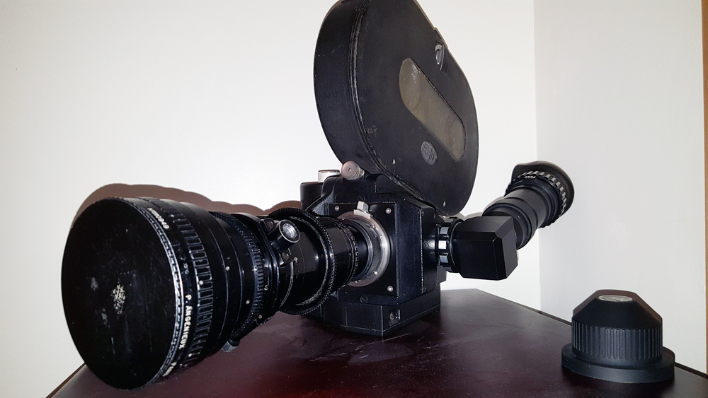 Help! Advice needed with Arriflex 2C 16V battery - General